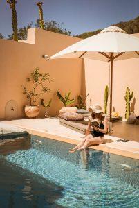 Dfrost Almugar Villa Surya Yoga & Meditation in Morocco - Imi Ouaddar Guest Villa, Yoga Retreat, paradis plage
